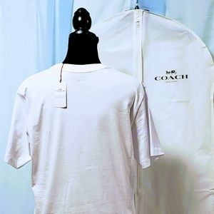 Coach Shirts - Men's Coach Pac Man Edition Tee size M 🆕🦅
